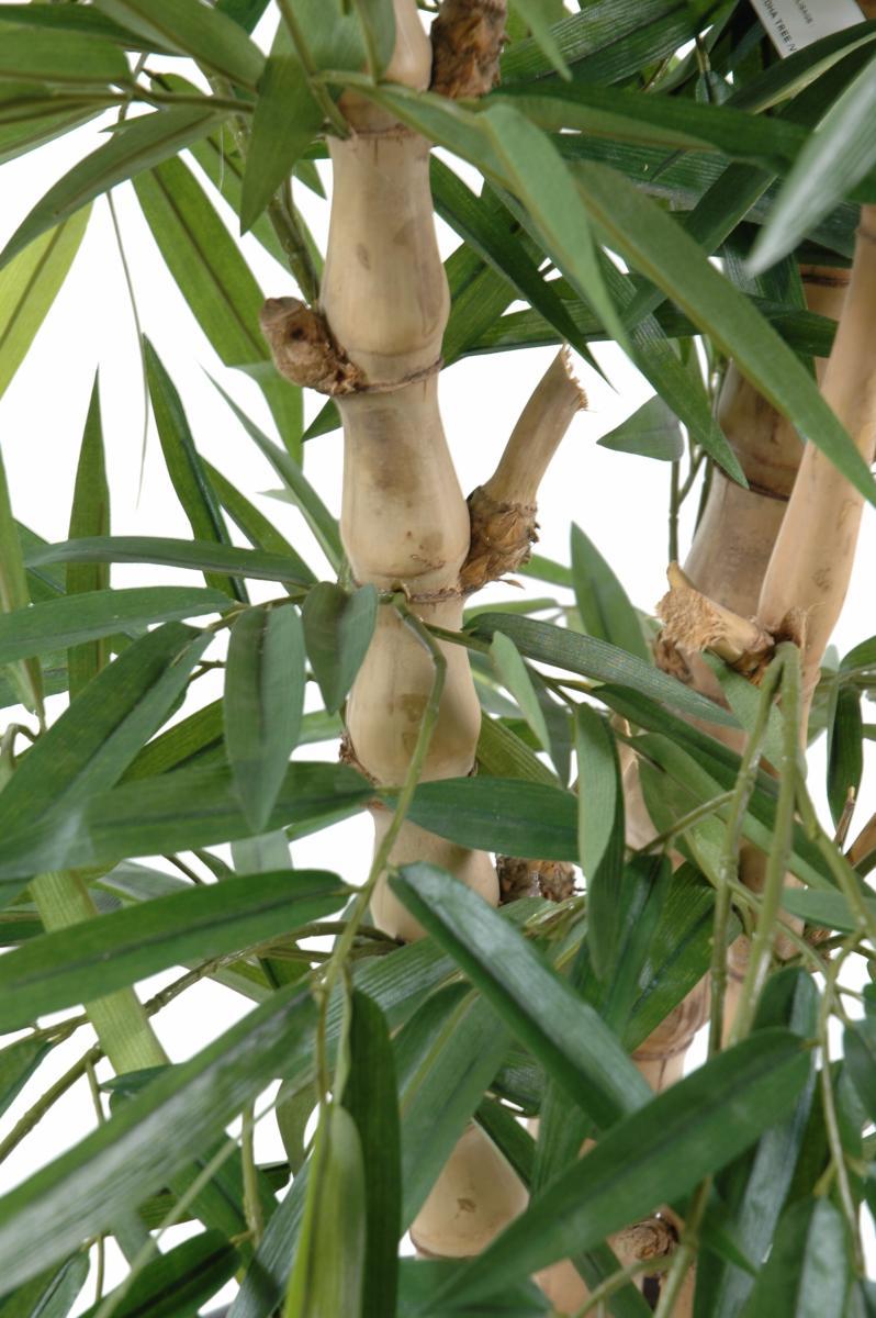 bambou artificiel bouddha tree plante synth tique d 39 int rieur h 150 cm vert. Black Bedroom Furniture Sets. Home Design Ideas