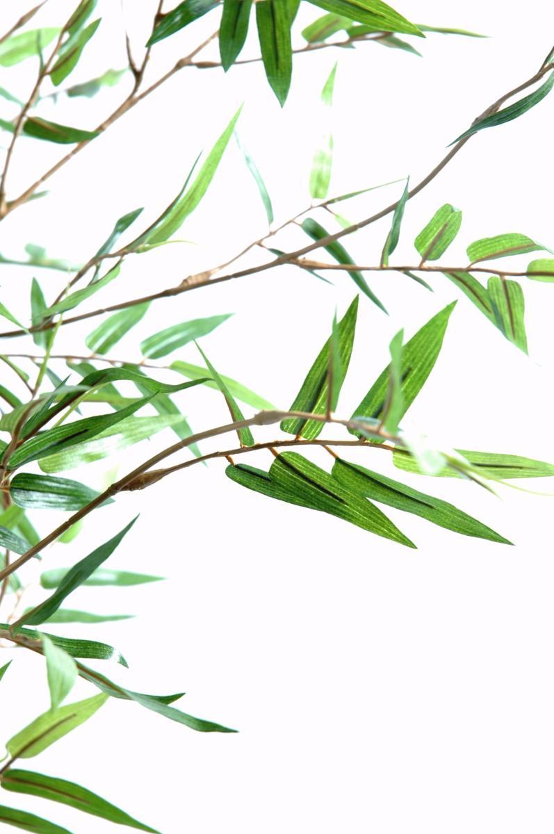 Bambou artificiel oriental new plante d 39 int rieur cm - Bambou artificiel exterieur ...