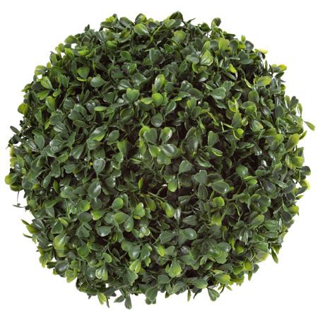 Plante artificielle boule de buis artificiel d coration for Plante boule artificielle