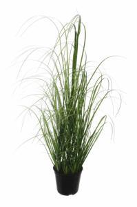 Plante artificielle herbe sauvage en pot int rieur h for Plante 60 cm
