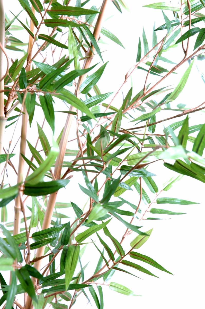 Bambou artificiel oriental new plante d 39 int rieur cm for Bambou artificiel