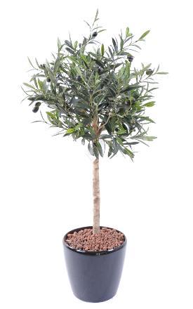 Arbre artificiel olivier new t te plante pour int rieur for Plante artificiel interieur