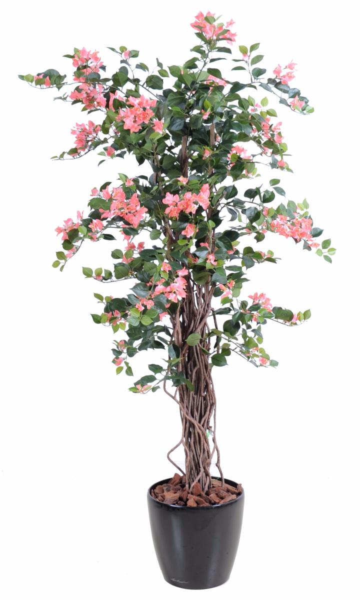 plante artificielle fleurie bougainvill e int rieur 150 cm rose. Black Bedroom Furniture Sets. Home Design Ideas