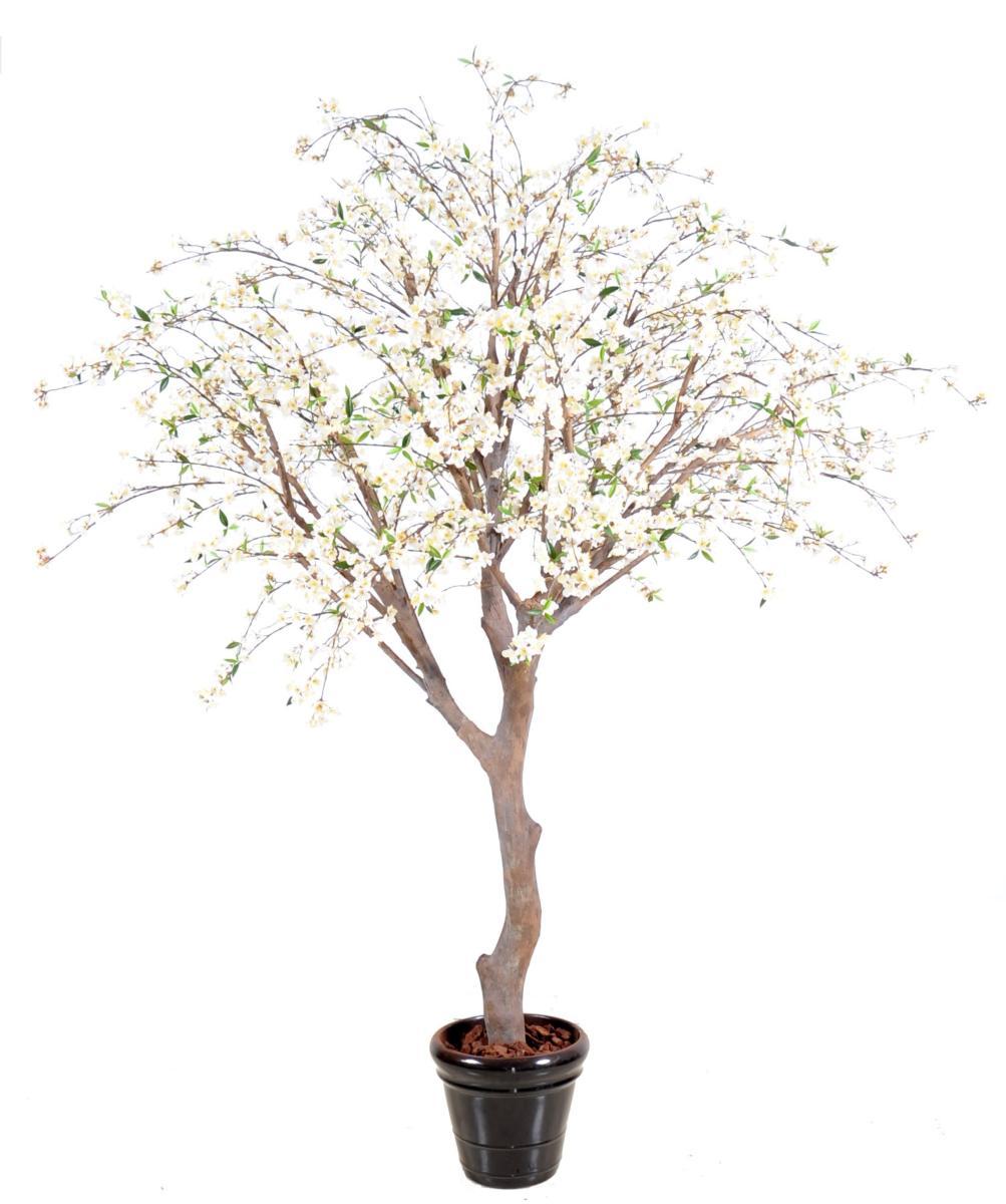 Plante Artificielle Fleurie Cerisier New Large Interieur H 280