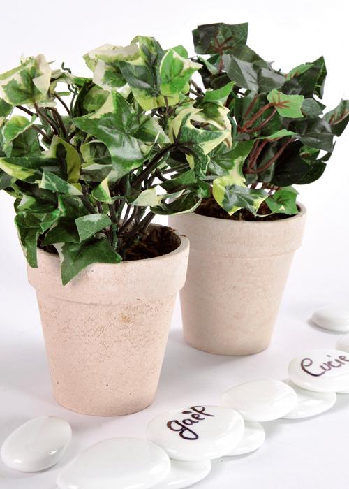 Plante artificielle lierre en pot for Lierre artificiel en pot