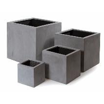 bac a fleurs exterieur beton. Black Bedroom Furniture Sets. Home Design Ideas