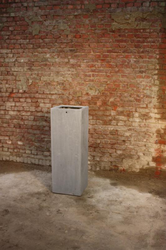 Bac a fleurs exterieur beton for Beton cellulaire pour exterieur