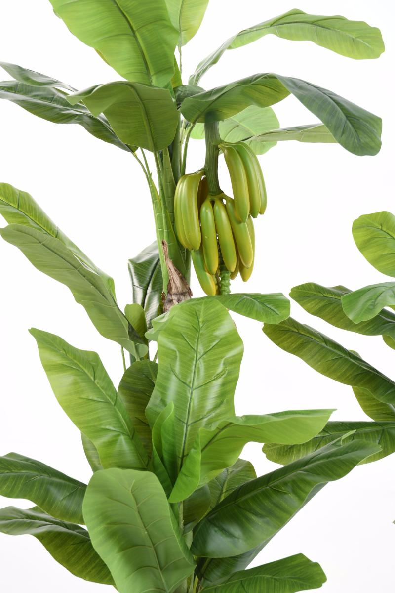 arbre artificiel fruitier bananier r gime de banane int rieur cm vert jaune. Black Bedroom Furniture Sets. Home Design Ideas