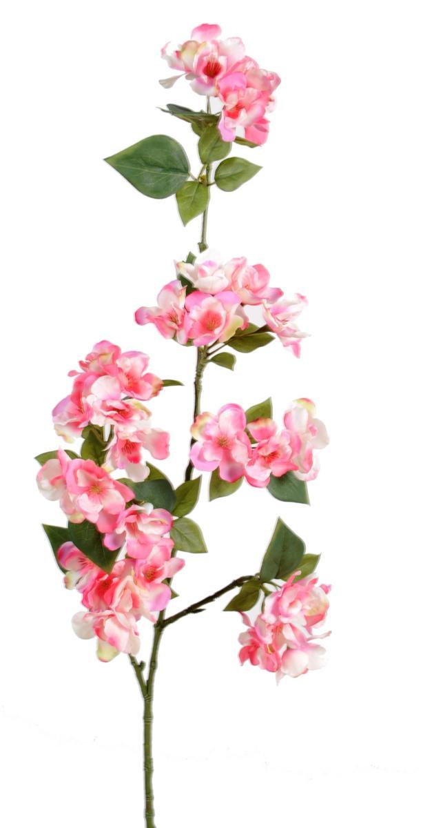 Branche De Cerisier fleur artificielle branche de cerisier - 6 bouquets de fleurs - h.90