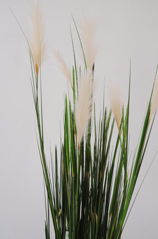 plante artificielle gramin e carex vulpina natural int rieur h 135cm. Black Bedroom Furniture Sets. Home Design Ideas