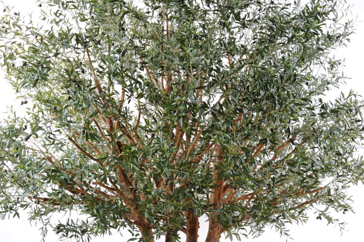 arbre artificiel olivier new tree plante pour int rieur cm. Black Bedroom Furniture Sets. Home Design Ideas