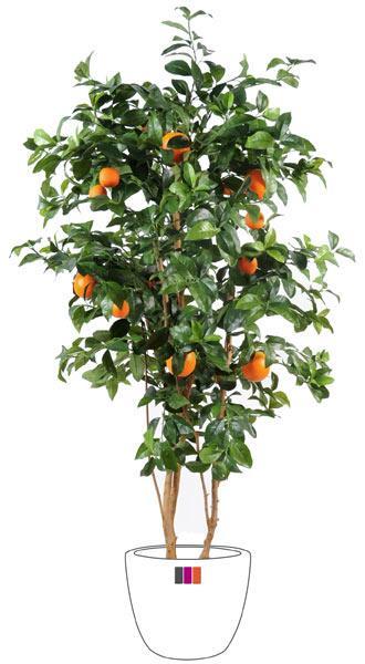 Arbre artificiel fruitier oranger new int rieur - Arbre artificiel interieur ...