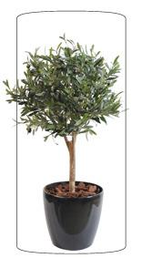 Arbre artificiel Olivier new ball tree 90cm