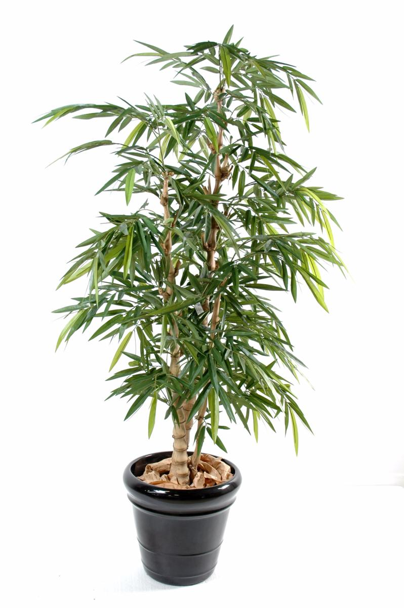 Bambou artificiel bouddha tree plante synth tique d for Bambous artificiels exterieur