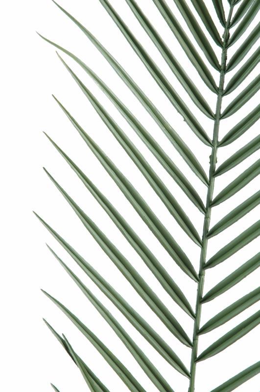 Feuille artificielle de palmier phoenix palme plastique for Feuille palmier artificiel