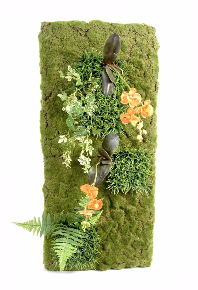 Decoration Murale Fleur Et Plante