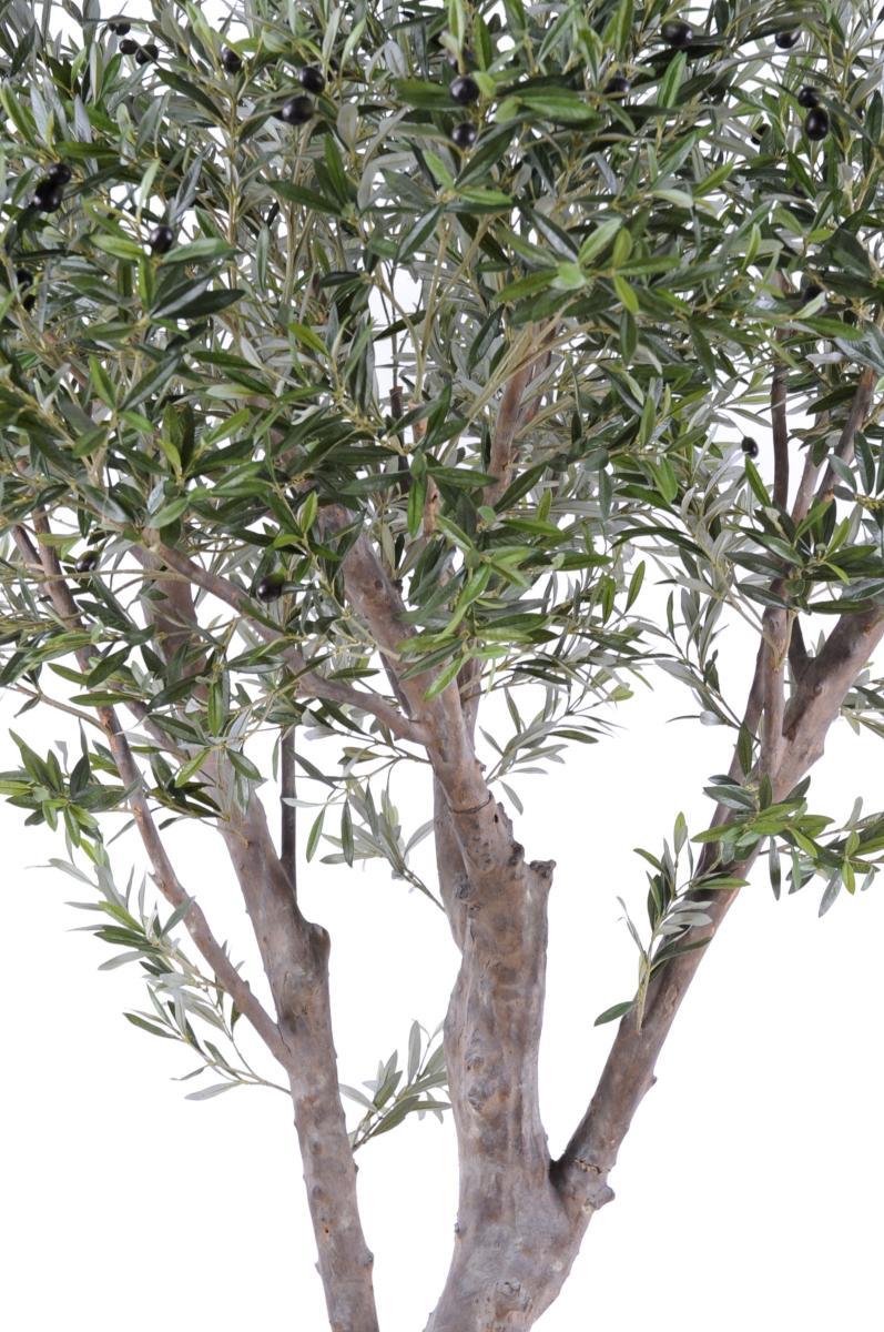 Arbre artificiel olivier new g ant d coration pour int rieur cm - Arbre deco interieur ...