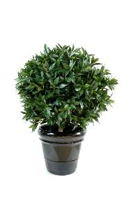 Plante artificielle Laurier boule luxe - plante synthétique - D.130 cm