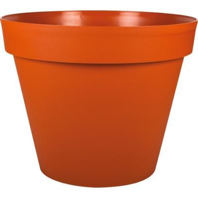 pot pour fleur toscane rond int rieur ext rieur 100cm. Black Bedroom Furniture Sets. Home Design Ideas