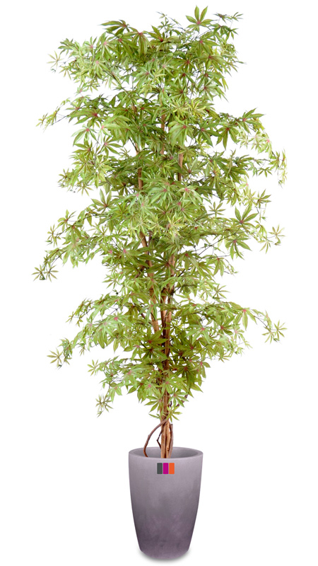 Arbre forestier artificiel aralia new plante d 39 int rieur for Arbres artificiels interieur