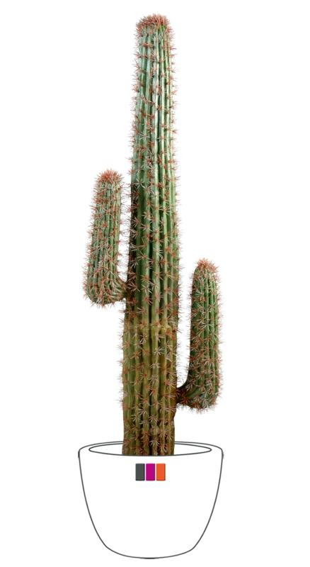 Cactus artificiel mexico 138cm for Cactus artificiel exterieur