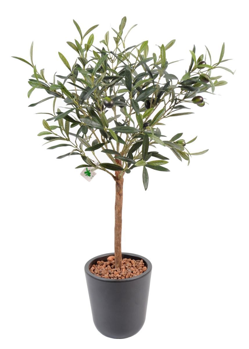Arbre artificiel olivier plante en pot d coration pour int rieur cm - Arbre deco interieur ...
